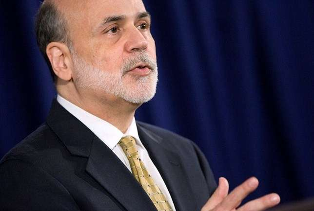 Ben Bernanke 2 - presidente do Fed - 17/07/12